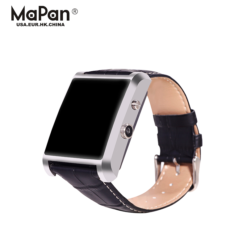 Big screen watch phone smart 2015/Branded MaPan quality Square shape made in China