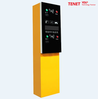 Parking Lot Access Control Box Card Issuing Machine parking lot ticket machine for issue ticket parking card dispenser smart car