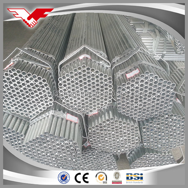 Contruction materials online selling road culverts pre-galvanized steel pipe