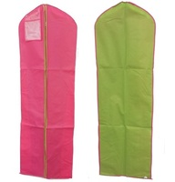 Best price suit cover garment bag, polyester travel garment on Bulk