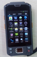 Caribe PL-43 AJ 042 android 4.3 inch pda handheld mobile phone fingerprint recognition device