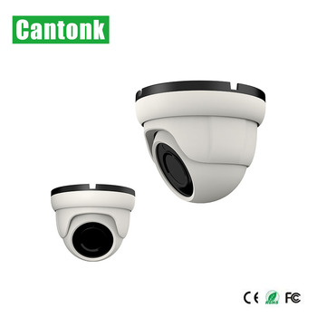 Cantonk 2mp sony imx small metal security housing ip camera