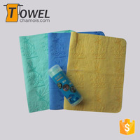 Car/house cleaning products pva absorber chamois towel