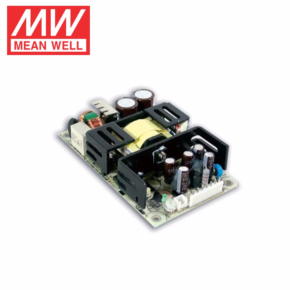 Meanwell Mean Well MW PCB 5V 15V 48V 36V 24V 12V 75W 60W 50W Open Frame COB LED Driver