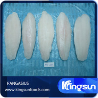 Good price White Frozen Pangasius Fillet in Vietnam