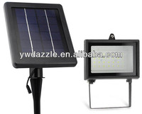 Competitive price portable high power ip66 20000 lumen die cast aluminum rechargeable 20w outdoor solar led flood light