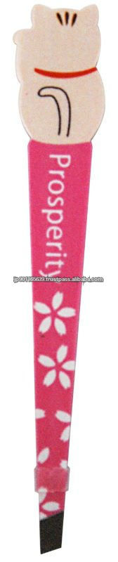 Wholesale Manekineko Tweezer LOVE designed in JAPAN tweezers price