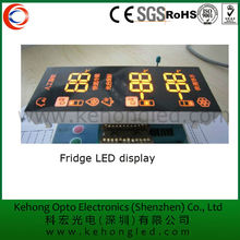 0.32'' 7 segment 6 digits electronic calendar led numeric display