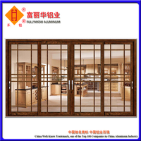 Hot Sale Best Price Aluminum Glass Sliding Door For House Building