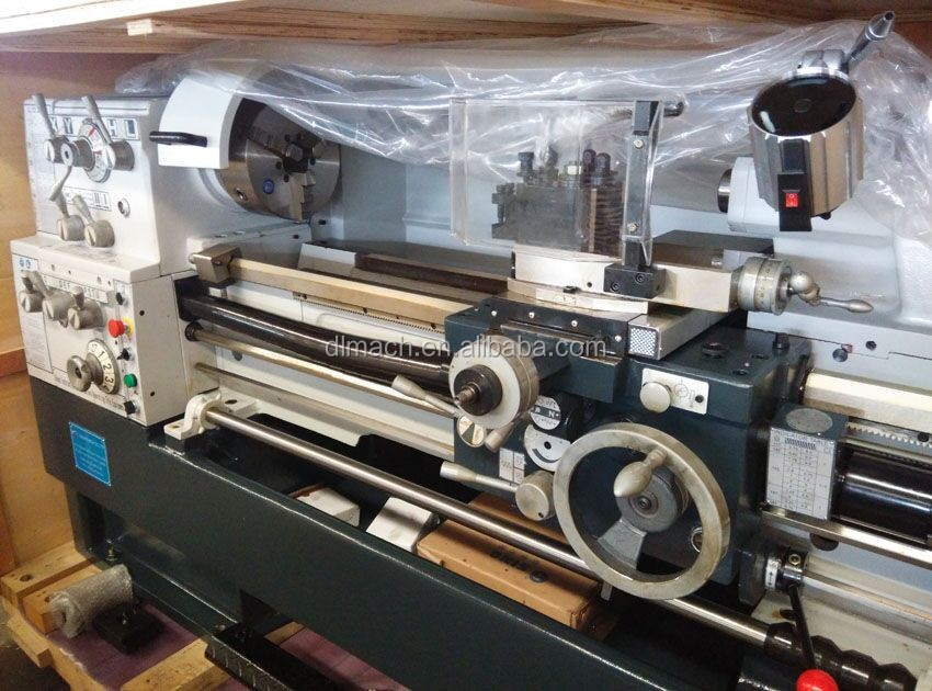C6246 Conventional Small Gap Bed Lathe Machine