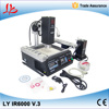 LY IR6000 V.3 with K-type Thermocouple Infrared Jual BGA Rework Station