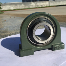 Hot sales 6 inch pillow block bearing p206 with 1 year warrantee accurancy linear rail pillow block in factory price