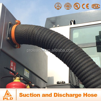 2015 oil suction and discharge hose