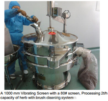 CE,ISO,SGS and GMC certificates quality xxsx hot vibrating <strong>screen</strong> with famous vibrating <strong>screen</strong> mesh