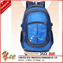 2017 China Manufacturer New Design School Backpack for Teenagers School bag Mochilas Escolares