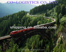 2014 China to Russia sea freight forwarder Railway rateshipping logistic from Shanghai to Novorossisk ---Apple(skype:cosales32)