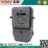 High quality measure accurately electronic meter kwh meter power meter