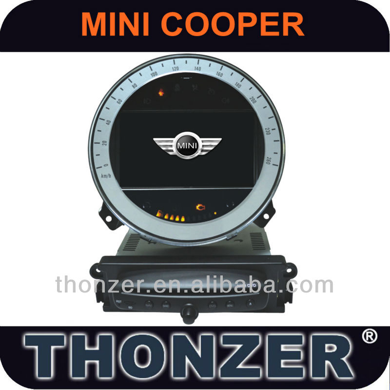 Car DVD GPS Player Special For MINI COOPER
