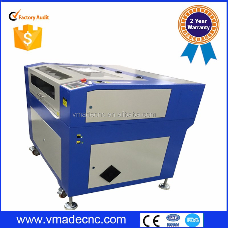 Alibaba gold supplier 50w co2 laser engraving and cutting machine/co2 laser engraving cutting machine