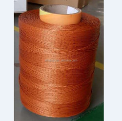Stiff and soft dipped polyester cord