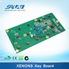 solvent printer xenons 4740 Dx5/Dx7 print head printed circuit key board