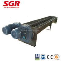 F series Helical parallel shaft screw conveyor gearbox