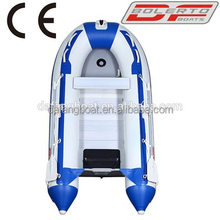 rescue military float tube fishing boat inflatable for sale