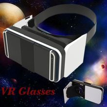 2017 New Design Virtual Reality Head Mounted Display Games VR All in one for Sale