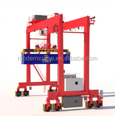10 toneladas de carril de la gr a p rtico precio puente for Stima del costo portico