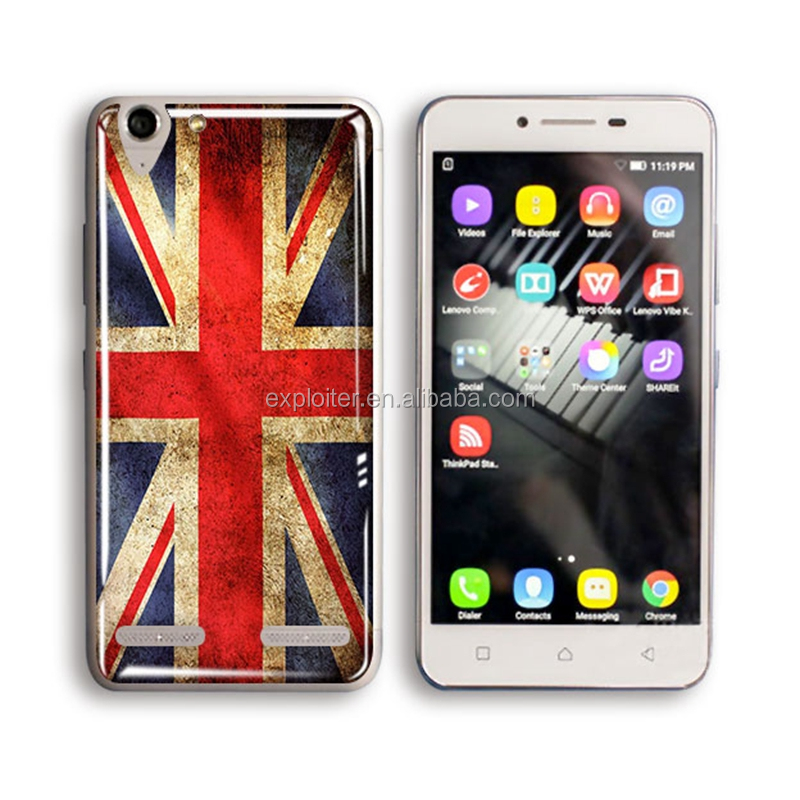 Wholesale custom print epoxy cell phone cover for lenovo s60 s60t