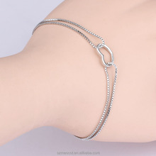 Fashion Charming 925 Sterling Silver Bracelets for Women