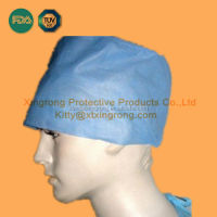 Nurse Cap With Elastic