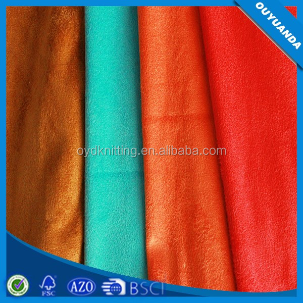 Compound Fabric Sofa Cover Cloth, Suede Fabric For Derss