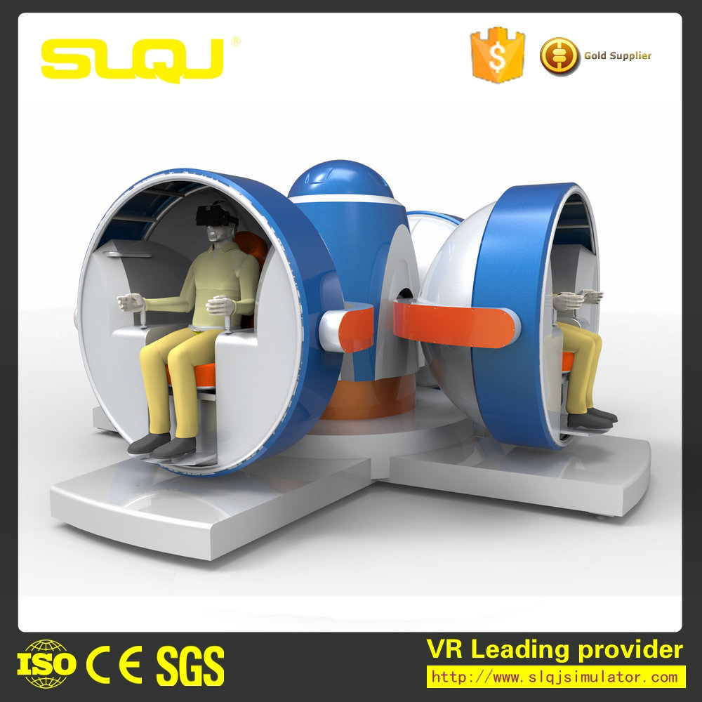 9D VR Egg cinema amusement game equipment for sale