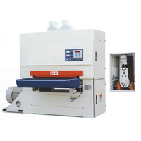 Heavy Woodworking Sanding Machine with single sanding unit