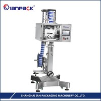 Stable Performance 100BPM Fully Automatic 5 Gallon Cap Labeling Machine Shrink Sleeve Applicator