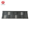 Color stone chip coated steel roof tile / Fire-resistance metal roofing price asphalt shingles wholesale