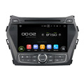 Special car radio dvd gps navigation system for IX45 / Santa Fe 2013-2014