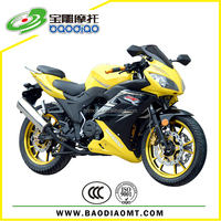 Baodiao New Sport Racing Motorcycle 250cc For Sale China Motorcycles Wholesale BD150-20-V