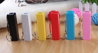 Mini Portable Charger Single Perfume 2000mAh Power Bank Rechargeable External Battery Powerbank for iphone/Samsung Smart Phone
