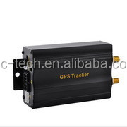 car Remote Engine-stop Resume Quadband GPS Tracker TK103A TK103B with Remote Reset Function by SMS