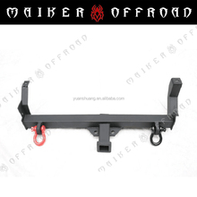 Hot sell off road steel rear trailer bumper tow bar for Suzuki jimny 4x4 parts