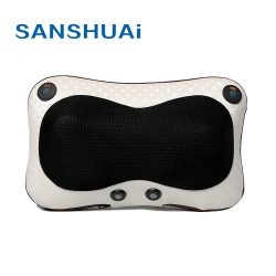 Relieve fatigue multi-purpose electronic hot massage pillow