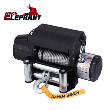Hot Selling Eco-friendly 12 volt electric winch