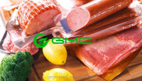PA/EVOH/PE Multilayer Plastic Food Packaging Shrink Film for Processed Meat