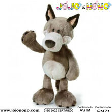 2014 hot sale toy good quality baby wolf plush toy