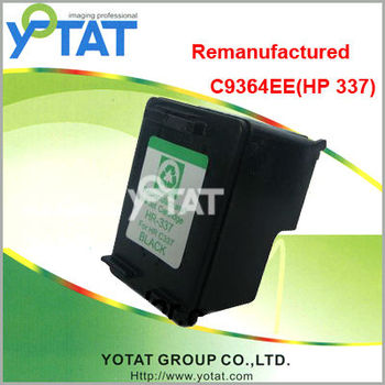 remanufacutred ink cartridge for HP 337