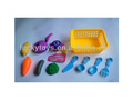 Plastic foods vegetables and cooking set toys