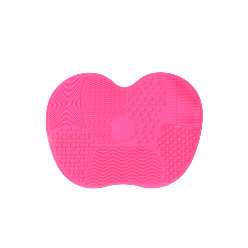 Meidao Silicon Cosmetic Brush Cleansing Mat Silicone Make up Brush Cleaner