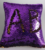 New mermaid reversible sequin pillow cushion Two Tone Colors Changing Sequin Throw Pillow